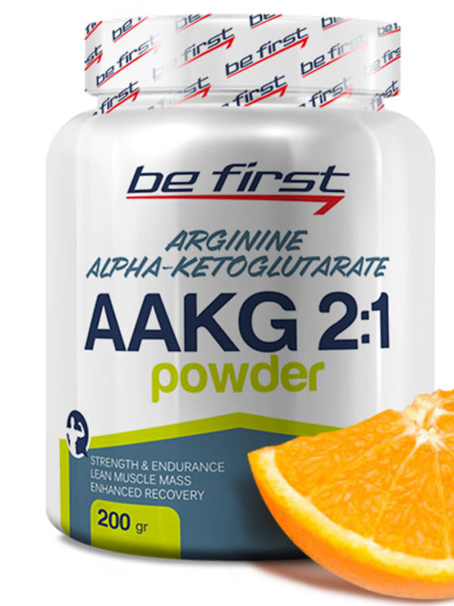 Be First AAKG 2:1 Апельсин