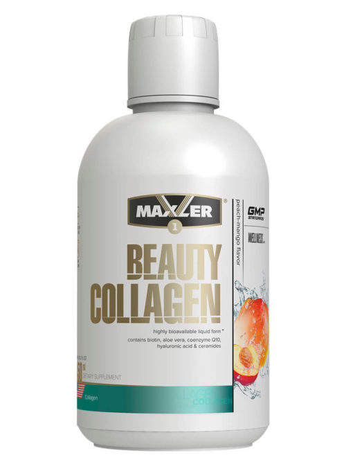 Maxler Beauty Collagen Персик манго