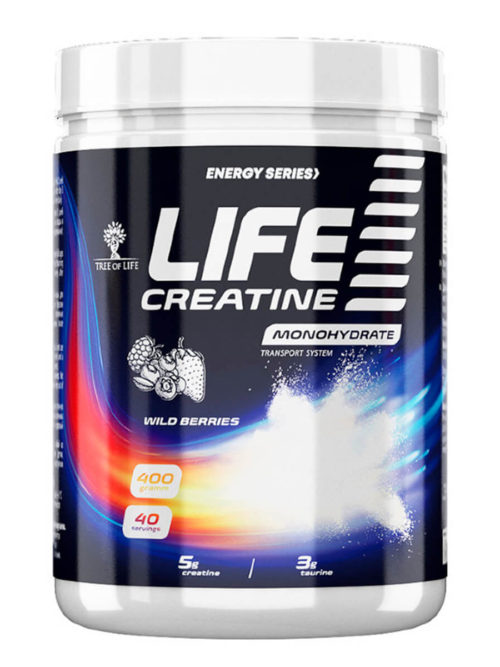 Life Creatine Wild berries