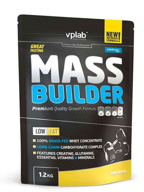 VPLAB MASS BUILDER Банан