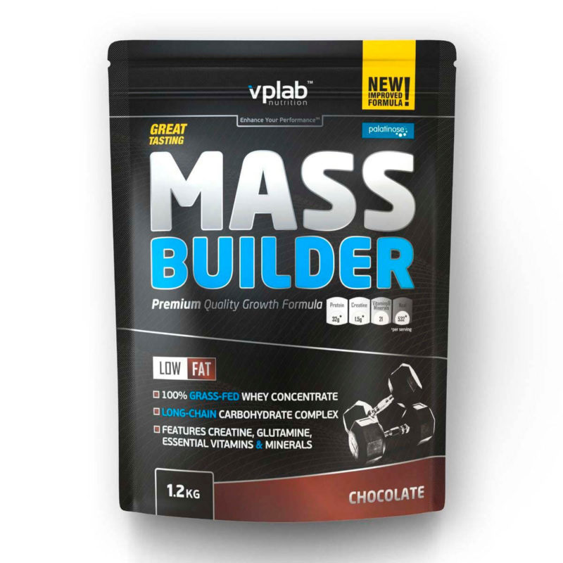 VPLAB MASS BUILDER Шоколад