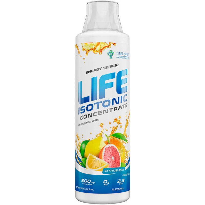 Life Isotonic Concentrate Цитрусовый микс