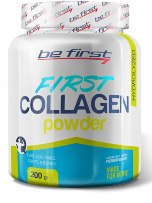 Be First Collagen powder