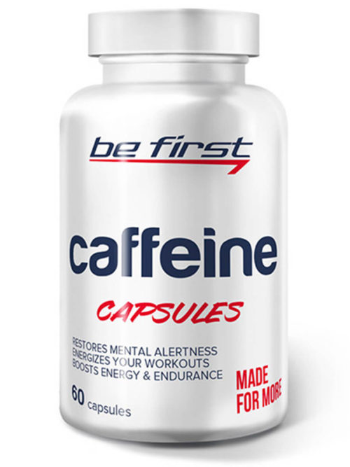 Be First Caffeine 60 cap