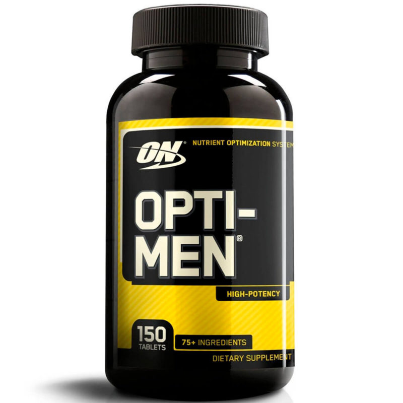 Optimum Nutrition Opti Men 150